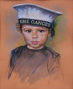 Sam the Sailor Sold by Jotterart - Use the 'Create Similar' button to commission an artist to create your own artwork.