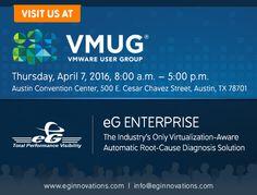 Visit Us @ VMUG - VMware User Group 2016, 07 April 2016 Austin Convention Center, 500 E. Cesar Chavez Street, Austin