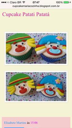 Patati , Patata cupcakes
