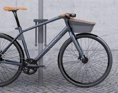 Canyon urban concept bike