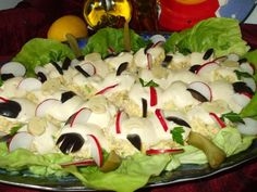 See related links to what you are looking for. Romanian Food, Sushi, Good Food, Appetizers, Eggs, Ethnic Recipes, Fine Dining, Appetizer, Egg