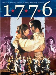 1776 (1972) Pultizer Prize-winning musical about the internecine congressional squabbling that led to the signing of the Declaration of Independence makes a glorious transition to the big screen. William Daniels is John Adams, Ken Howard is a statuesque Thomas Jefferson, and Howard Da Silva is hilarious as wit-cracker Ben Franklin. A very funny history lesson. William Daniels, Howard Da Silva, Ken Howard...TS musical