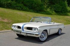 puckstopshere999: 1961 Pontiac Convertible