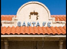 According to a recent survey, Santa Fe is the #1 best small town to live in...and I do!