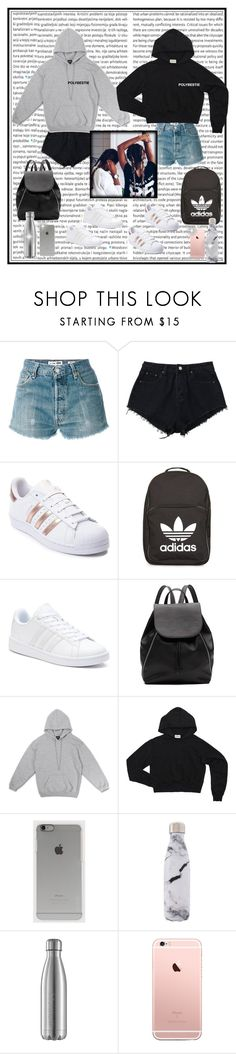 """""""@athena-queen ❤️❤️"""" by queen-bellaa ❤ liked on Polyvore featuring RE/DONE, adidas, Witchery, Incase and West Elm"""