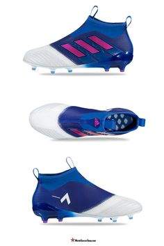 ⚡️ NEW! ⚡️ adidas ACE 17+ Purecontrol FG Blue Blast Pack The first ever laceless cleat has now received its first upgrade. The ACE 17+ Purecontrol is ready, now more than ever, to ensure you never follow on the field. The laceless strike zone is perfect for helping you control the game, just like Paul Pogba, Mesut Ozil, Dele Alli and Juan Mata.Available now at WorldSoccerShop.com