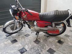 Honda Cg125 in Sahiwal Honda Cg125, Used Bikes, Motorcycle, Vehicles, Motorcycles, Car, Motorbikes, Choppers, Vehicle