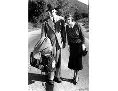 Os atores mais elegantes do cinema segundo a GQ: Clark Gable em Aconteceu Naquela Noite. #cinema