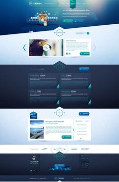 2DNN Web Design Layout