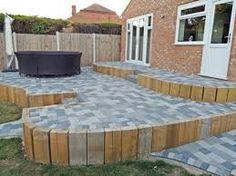 bradstone, natural slate paving blue-black patio pack - 10.20 m2 ... - Patio Paving Ideas