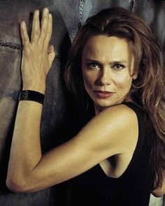 Lena Olin - Swedish actress