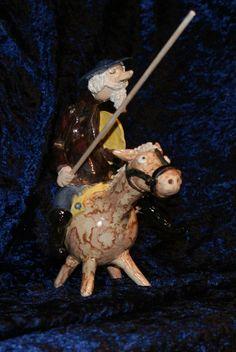 Don Quichote reitet wieder