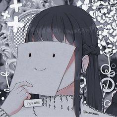 Anime Angel Girl, Sad Anime Girl, Kawaii Anime Girl, Anime Art Girl, Anime Couples Drawings, Anime Couples Manga, Cute Anime Coupes, Anime Friendship, Anime Triste