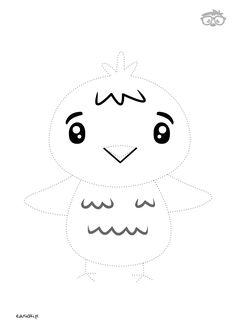 Uzupełnianka Kurczak #naukarysowania #dladzieci #edusiaki #kolorowanki #krokpokroku #uzupelnianki #lamiglowki Hello Kitty, Snoopy, Fictional Characters, Art, Art Background, Kunst, Performing Arts, Fantasy Characters, Art Education Resources