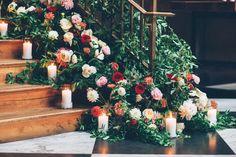 Flower-Filled Florida Bookstore Wedding: Ali + Max | Green Wedding Shoes Wedding Blog | Wedding Trends for Stylish + Creative Brides