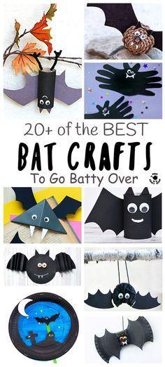 Best Bat Crafts