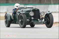 Coupes De Printemps, Aston Martin Ulster LM12