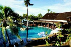 Sonaisali Island Resort in Fiji Islands. #resort #vacation #tourismfiji