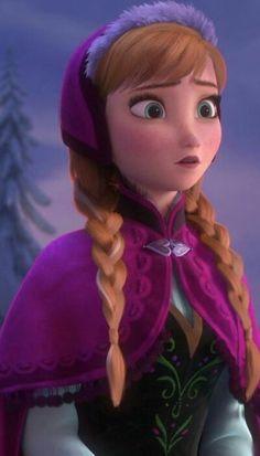 Anna Frozen, Disney Frozen, Disney Pixar, Disney Characters, Frozen Drawings, Frozen Wallpaper, Elsa Anna, Disney Animation, Princesas Disney