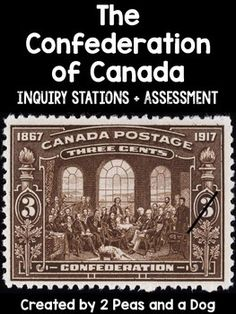 Engaging and Interactive Canadian History Lessons on the Confederation of… High School History, History For Kids, Study History, History Activities, Interactive Activities, Teaching History, Interactive Timeline, Canadian Confederation, Family History Quotes