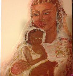 Maternita'di Sivilia di Nefertari
