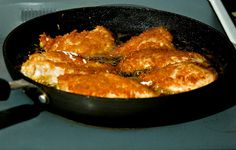 Zero Carb Pan Fried Chicken -S (is made with fresh parm and pork rinds)