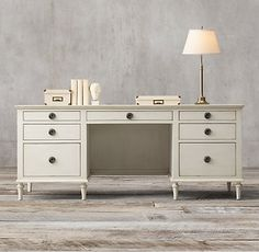 "Restoration Hardware - Maison 76"" Desk (Member - $984 / Non-Member - $1,230) - Other colors available"