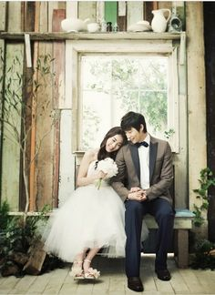 Korean Wedding Photo Concept ⭐️www.RadiantSkin.rocks