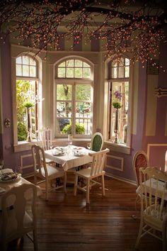 es tan vintage! que me encana! > restaurant Sabor Amor - Comida Mexicana Poco Tradicional