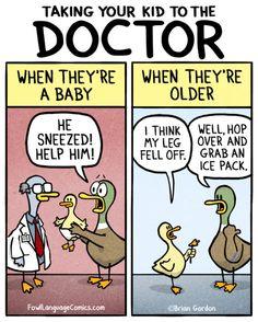 Fowl Language Comics Brian Gordon Funny Parenting Parenting Humor Teenagers Parenting Quotes