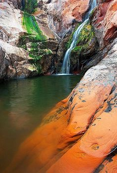 ✯ Gunlock Falls, Utah