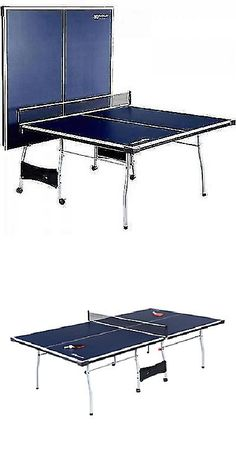 Tables 97075: Table Tennis Sports Set Ping Pong Indoor Outdoor Play Fold  Tournament 4 Piece BUY IT NOW ONLY: $284.95   Tables 97075   Pinterest    Outdoor ...