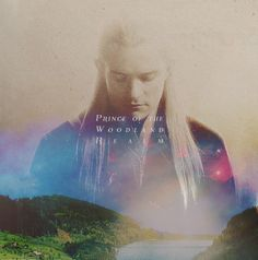 Legolas.... Who wasn't even in the Hobbit...