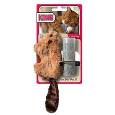 The Kong Refillable Catnip Beaver Cat Toy utilizes top quality, natural North American catnip. KONG refillable catnip toys have a special compartment that can be opened and closed so that fresh catnip can be added again and again. Catnip Toys, Pet Toys, Kittens Playing, Cats And Kittens, Best Interactive Cat Toys, Kong Company, Kitten Toys, Cat Accessories, Cat Supplies