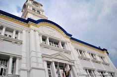 Old Malayan Railway Building