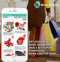 Give a new dimension to your shopping experience through Mink Chatter. Exclusively meant for chatting and shopping, Mink Chatter will be your best shopping platform and to stay connected with your friends and to avail deals, offers & coupons around you. Coming soon to make you addicted to it! Subscribe our page to get more updates on Mink Chatter