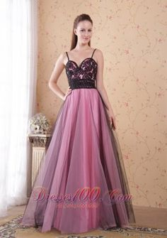 pink and black tulle high low dresses - Google Search