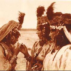 Ouled Nail women , early 1900's #Algeria