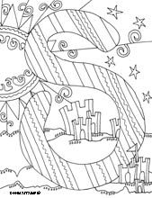Free and printable Alphabet Letter Coloring Pages at Classroom Doodles. Fun for kids at home or school. Coloring Letters, Alphabet Coloring Pages, Printable Coloring Pages, Colouring Pages, Adult Coloring Pages, Coloring Sheets, Coloring Books, Printable Alphabet Letters, Alphabet For Kids