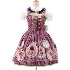 http://www.wunderwelt.jp/products/detail6508.html ☆ ·.. · ° ☆ ·.. · ° ☆ ·.. · ° ☆ ·.. · ° ☆ ·.. · ° ☆ Kumakumya of Royal Kingdom collared jumper skirt BABY THE STARS SHINE BRIGHT ☆ ·.. · ° ☆ How to order ↓ ☆ ·.. · ° ☆ http://www.wunderwelt.jp/user_data/shoppingguide-eng ☆ ·.. · ☆ Japanese Vintage Lolita clothing shop Wunderwelt ☆ ·.. · ☆ #egl