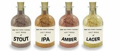 Brew Salts - Salt made from beer