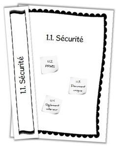Pages de garde direction Document, Direction, Couture, Inspiration, Desk Wall Organization, Spelling, Preschool, Childhood