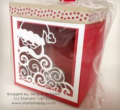 Jacque Williams - Top New Zealand Independent Stampin' Up! Demonstrator as Stamp Happy