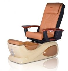 PSU NS 538 Pedicure Spa Chair   $1,835.00 Pedicure Spa Chair: Shiatsu massage system - rolling, tapping, kneading, multifunction Power seat - recline, forward,...
