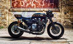 Sexta Insana: XJR 1300 by Iron Heart | Garagem Cafe Racer