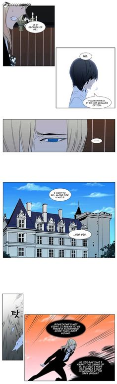 Noblesse 295 Be bound~ Manga u0027NoBlesseu0027 Pinterest Fantasy - what is the concept of free contract