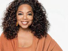 Oprah....inspiring.
