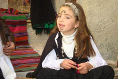 Amazigh little girl.