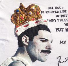 Freddie Mercury Tshirt,  Queen T-shirt, Freddie Mercury  T shirt