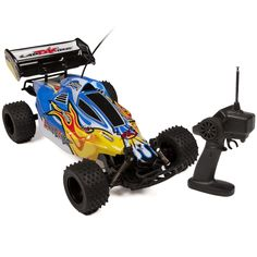 World Tech Desert King 2WD RTR Electric RC Buggy